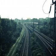green rails