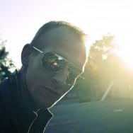 "male fashion portrait ""sunglasses"""
